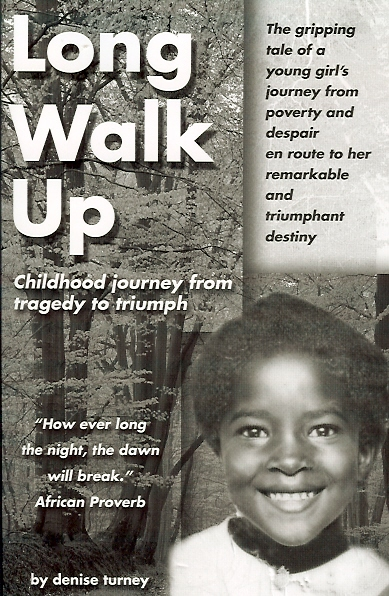 Picture of African American book Long Walk Up